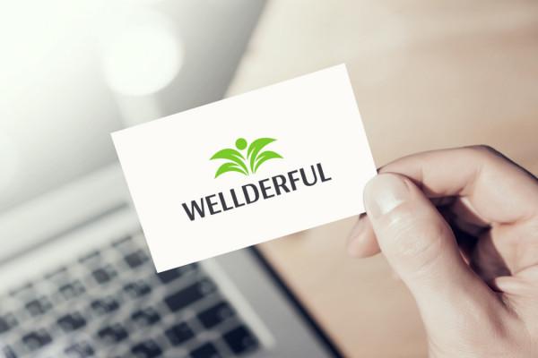 Sample branding #1 for Wellderful
