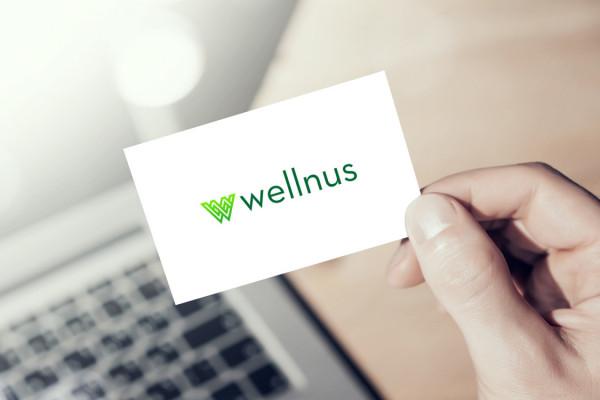 Sample branding #2 for Wellnus