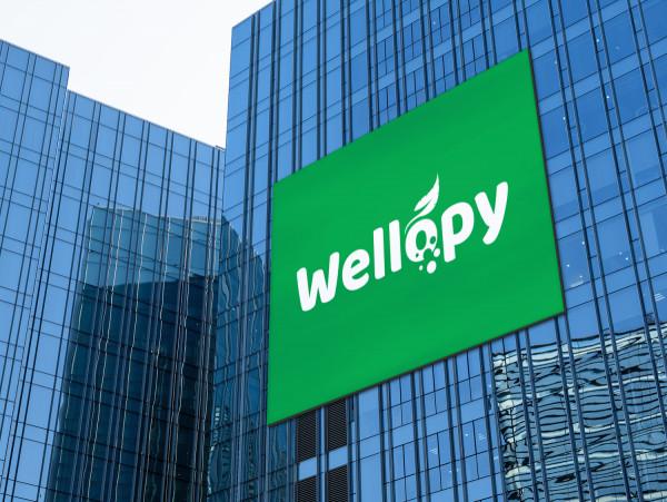 Sample branding #3 for Wellopy