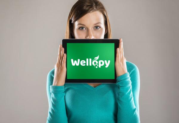 Sample branding #2 for Wellopy
