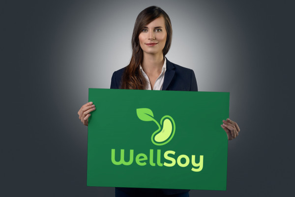 Sample branding #1 for Wellsoy