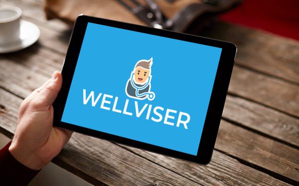 Sample branding #2 for Wellviser