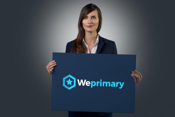 Sample branding #2 for Weprimary