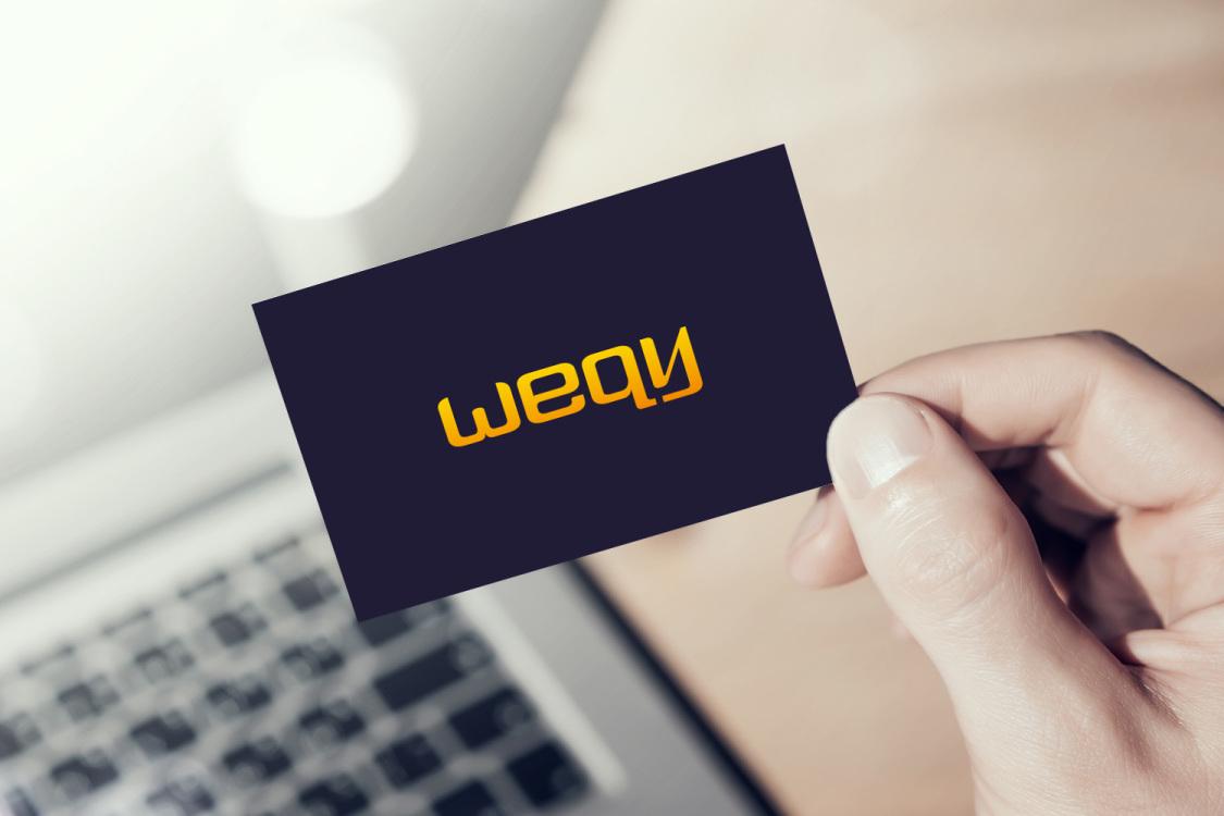 Sample branding #3 for Weqy