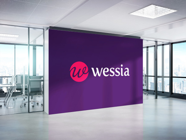 Sample branding #1 for Wessia