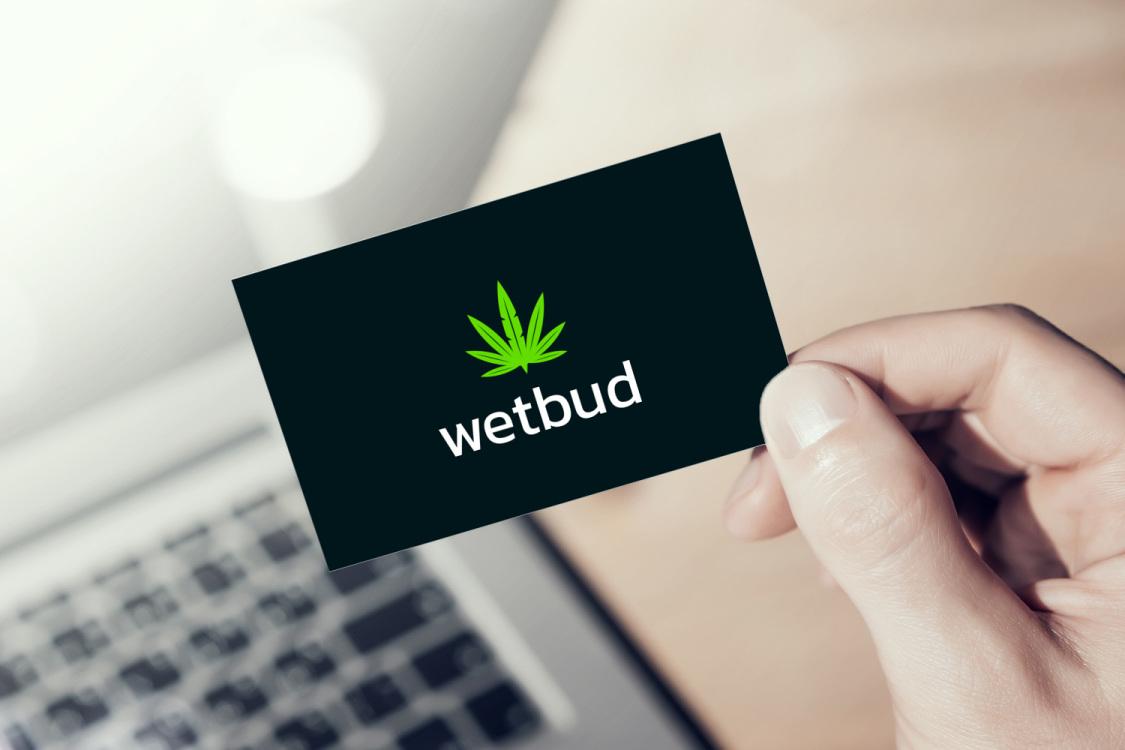 Sample branding #3 for Wetbud