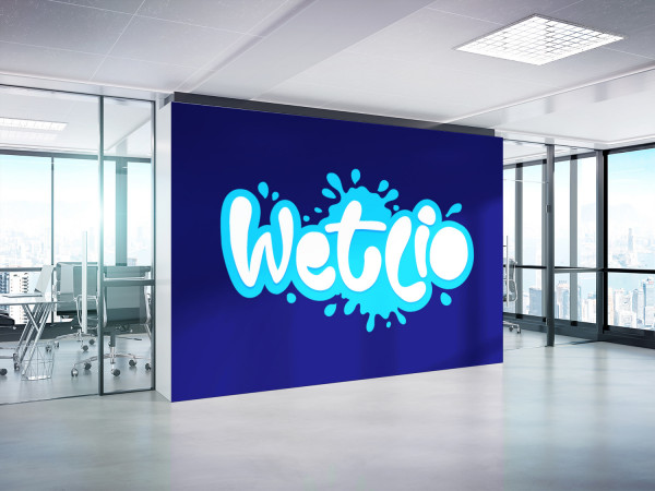 Sample branding #3 for Wetlio