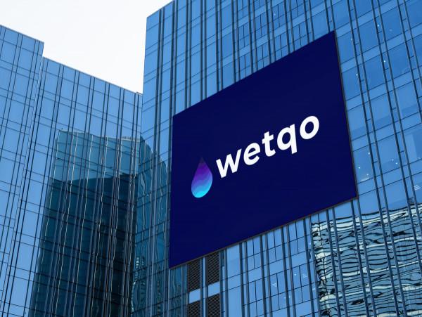 Sample branding #3 for Wetqo