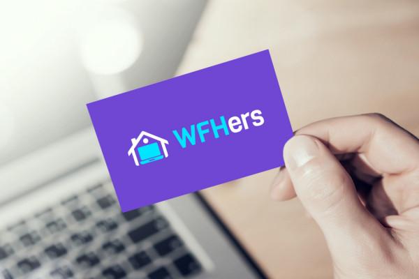 Sample branding #1 for Wfhers