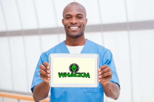 Sample branding #3 for Whackm