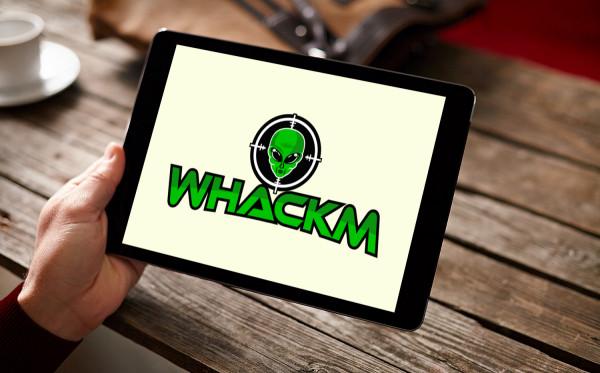 Sample branding #1 for Whackm