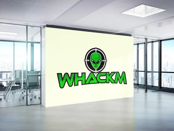 Sample branding #2 for Whackm