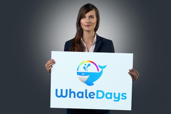 Sample branding #2 for Whaledays
