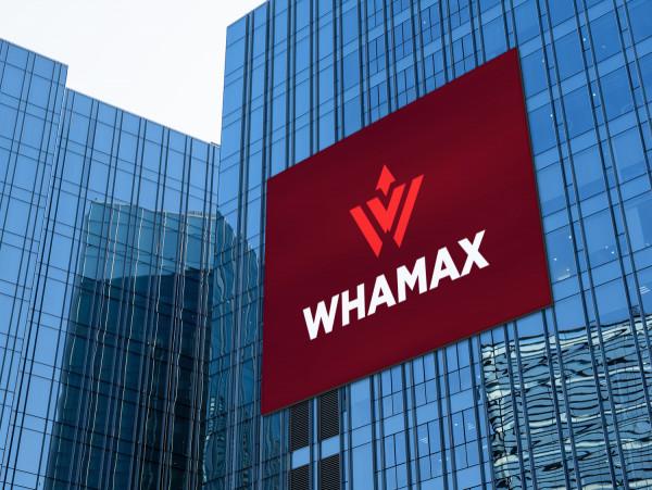 Sample branding #3 for Whamax