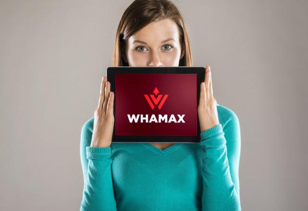 Sample branding #1 for Whamax