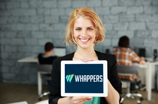 Sample branding #2 for Whappers