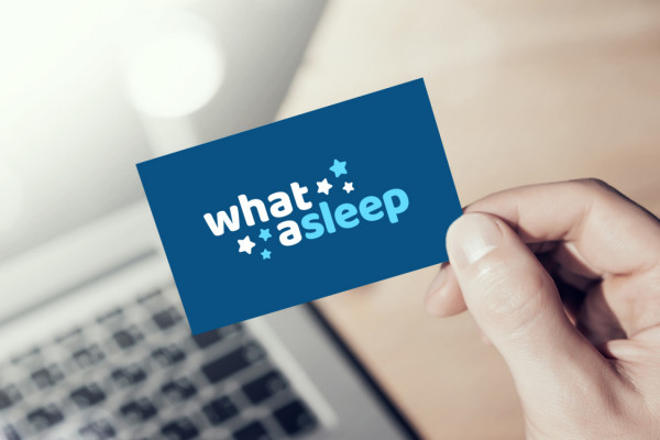 Sample branding #3 for Whatasleep