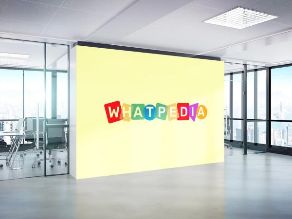 Sample branding #3 for Whatpedia
