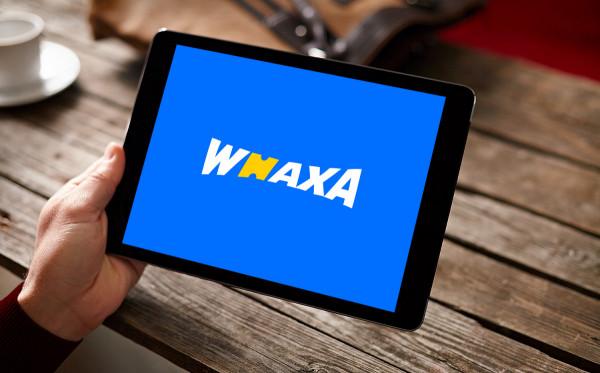 Sample branding #1 for Whaxa
