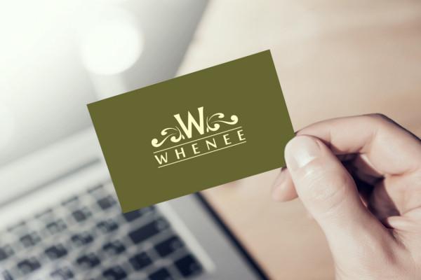 Sample branding #3 for Whenee