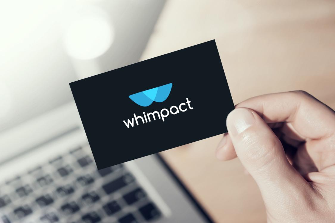 Sample branding #3 for Whimpact