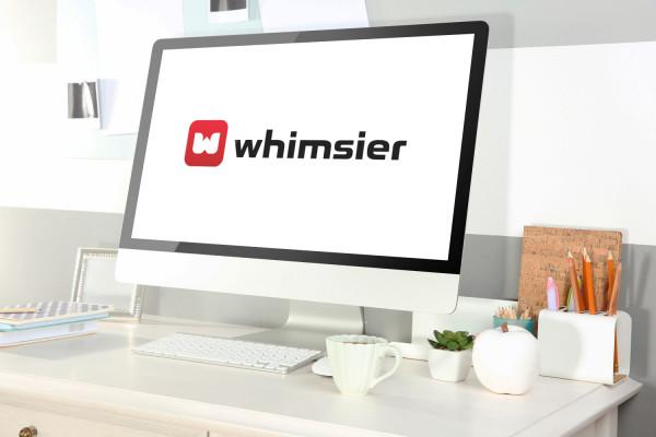 Sample branding #2 for Whimsier