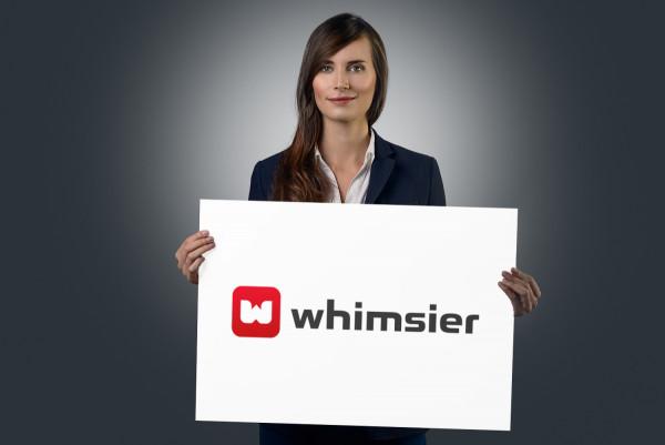 Sample branding #1 for Whimsier