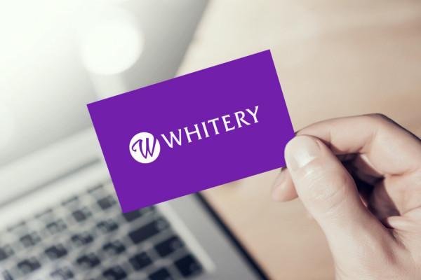 Sample branding #1 for Whitery