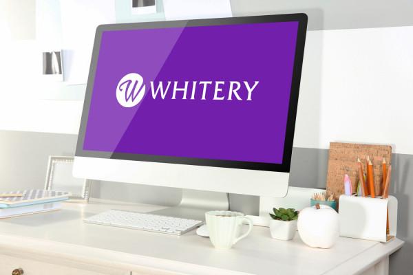 Sample branding #3 for Whitery