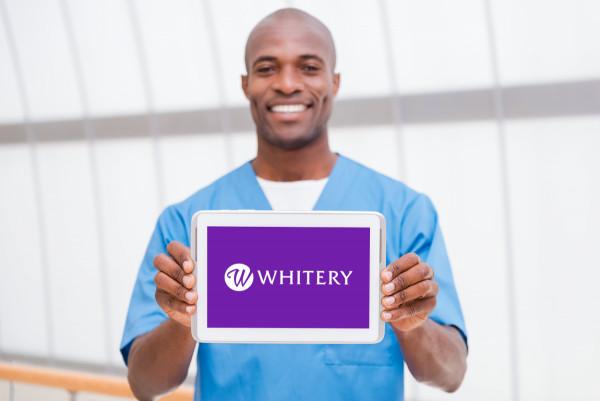 Sample branding #2 for Whitery