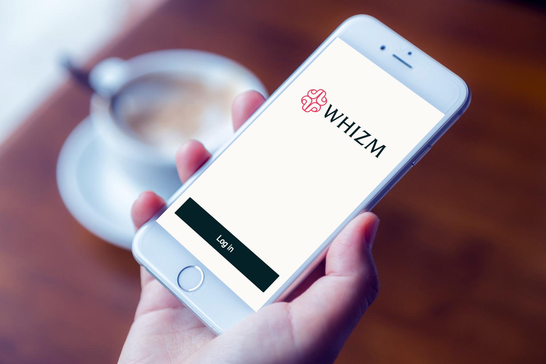 Sample branding #3 for Whizm