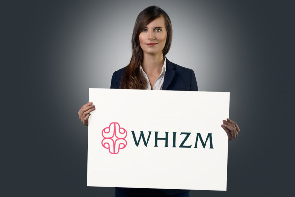 Sample branding #1 for Whizm