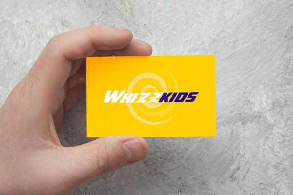 Sample branding #3 for Whizzkids