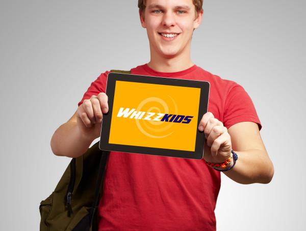 Sample branding #2 for Whizzkids
