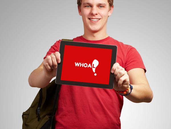 Sample branding #2 for Whoal