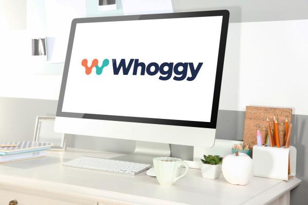 Sample branding #1 for Whoggy