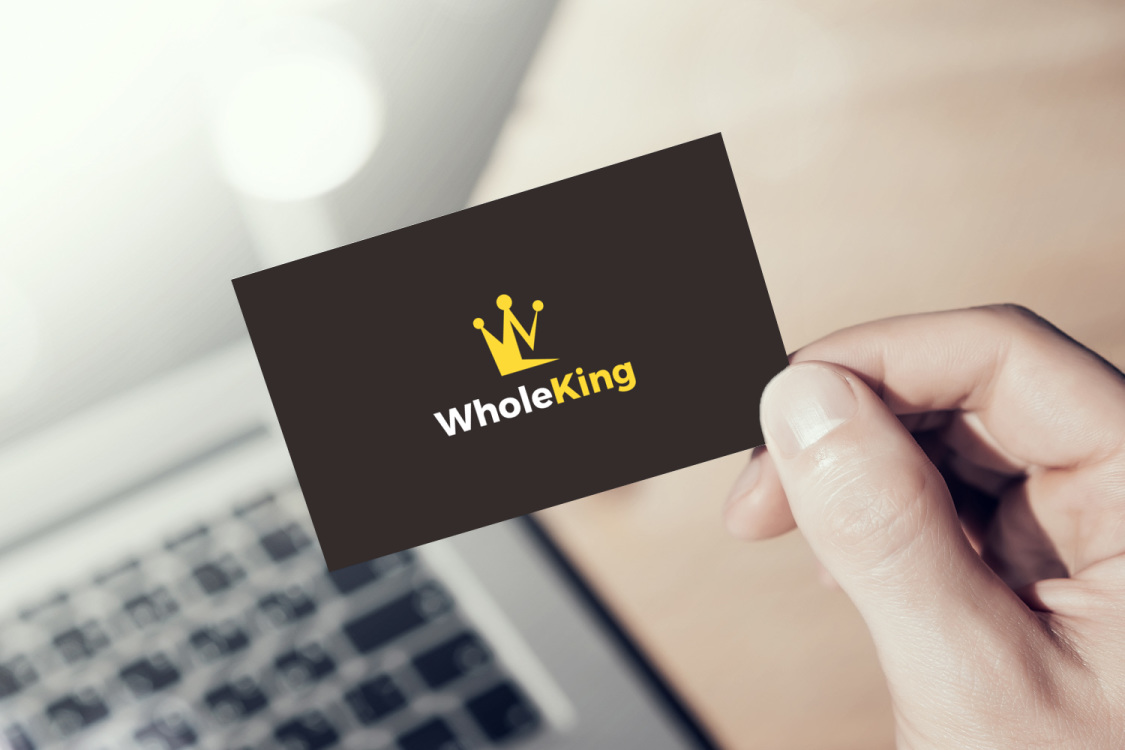 Sample branding #2 for Wholeking
