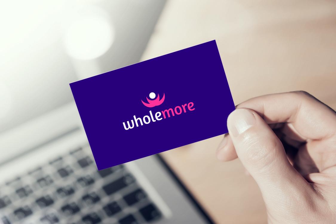 Sample branding #3 for Wholemore