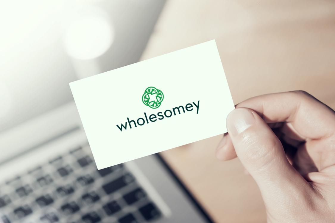 Sample branding #3 for Wholesomey