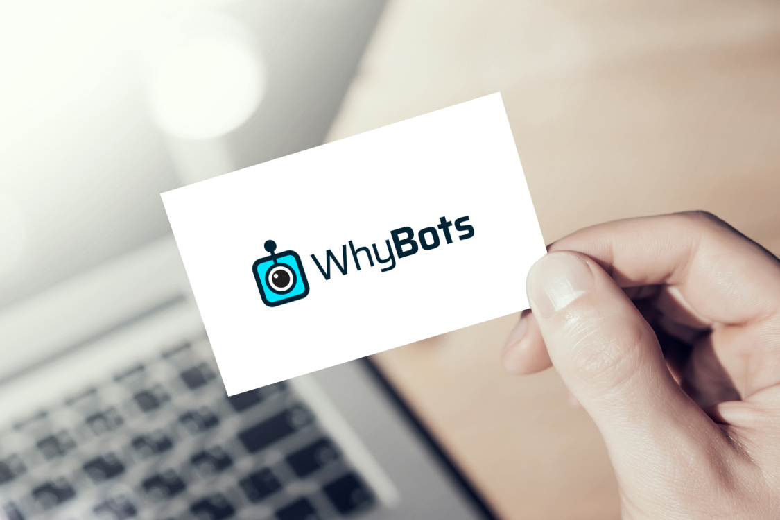 Sample branding #2 for Whybots