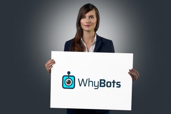 Sample branding #3 for Whybots