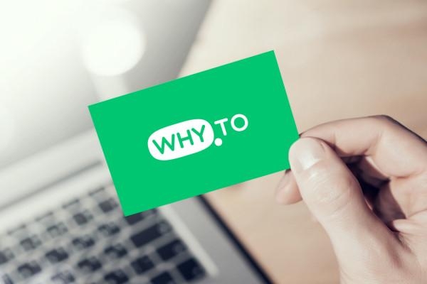 Sample branding #3 for Whyto