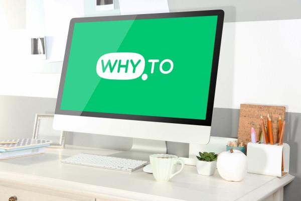 Sample branding #1 for Whyto