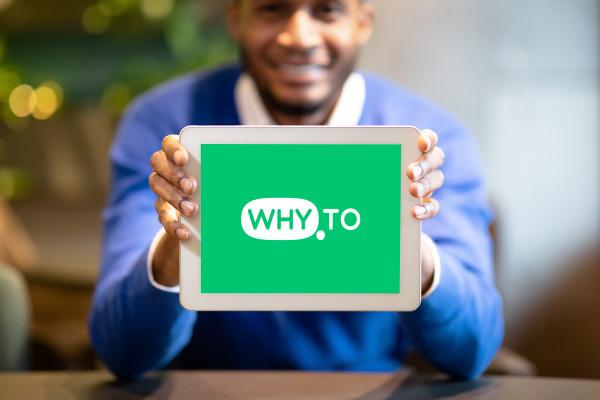 Sample branding #2 for Whyto