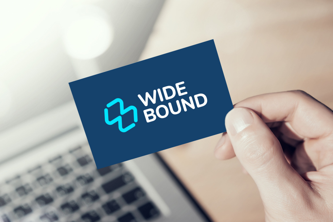Sample branding #2 for Widebound