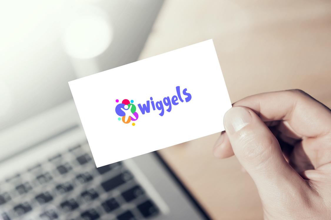 Sample branding #3 for Wiggels