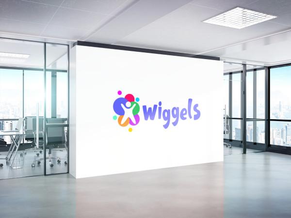 Sample branding #1 for Wiggels