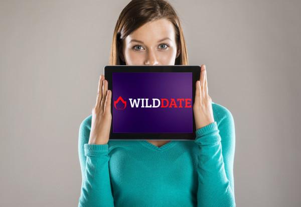 Sample branding #3 for Wilddate