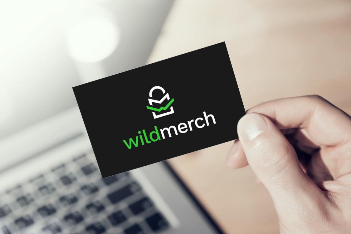 Sample branding #3 for Wildmerch