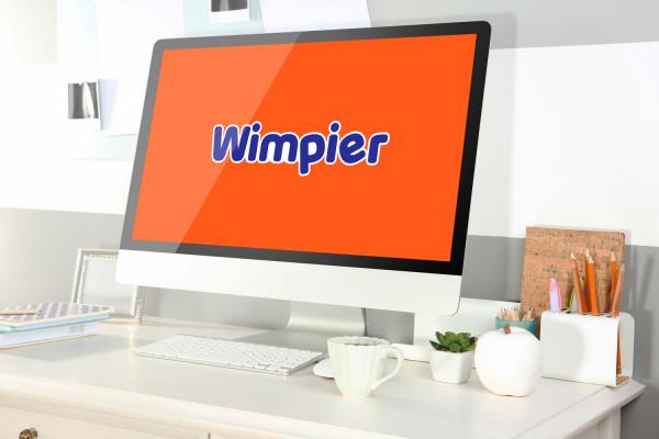 Sample branding #1 for Wimpier